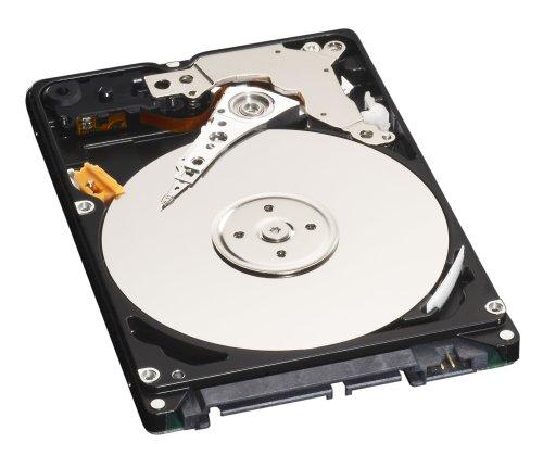 Western Digital 500 GB Scorpio Blue SATA 3 Gb/s 5400 RPM 8 MB Cache Bulk/OEM Notebook Hard Drive - WD5000BPVT