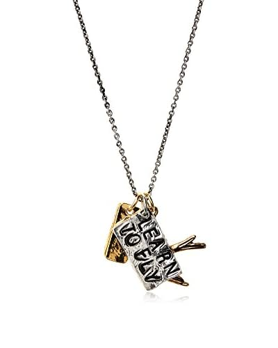 Alisa Michelle Learn To Fly Mixed Metal Necklace