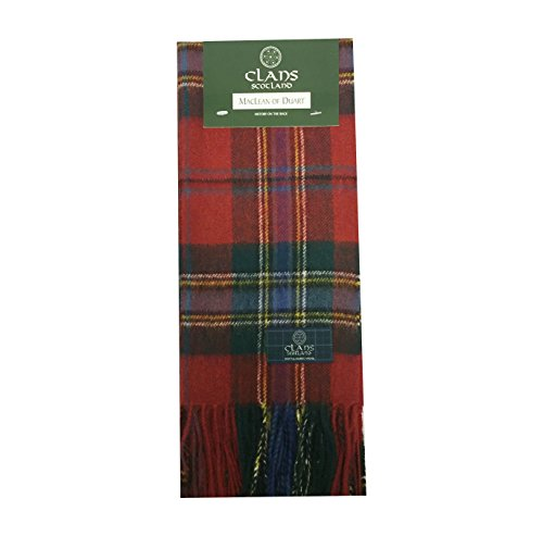 tartan-clan-scarf-in-various-colours-maclean-of-duart