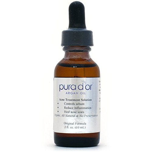 Pura d'or Organic Acne Treatment Solution (2 fl. oz.) Review