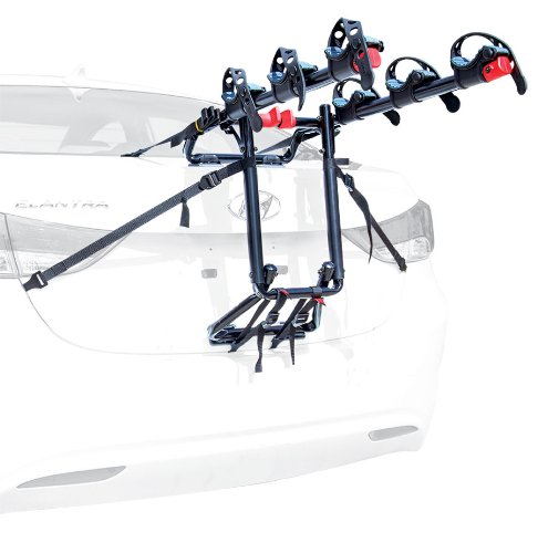 Allen Sports Premier 3-Bike Trunk Rack front-27039