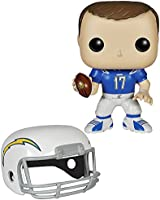 Funko POP NFL: Wave 1 - Phillip Rivers Action Figures