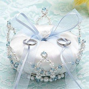 performances Nami Crystal Crown Anneau Oreiller (bleu) / WW-112/JAN4906943047934 [mariage] [Jouet] (japon importation)