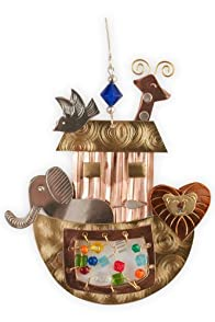 Pilgrim Imports Noah's Ark Fair Trade Ornament