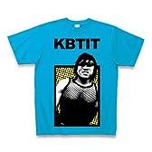 (クラブティー) ClubT KBTIT Tシャツ Pure Color Print(ターコイズ) M ターコイズ