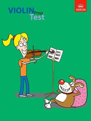 Violin Prep Test (ABRSM Exam Pieces)