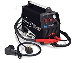 Eastwood Metal Cutting Dual Voltage Versa Cut Plasma Cutter 110/220 Volt AC by Eastwood