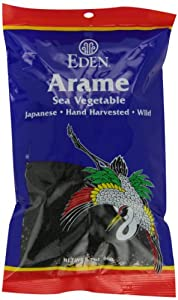 Eden Arame, 2.1-Ounce Packages (Pack of 6)