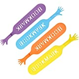 niceEshop(TM) New Novelty Help Me Bookmark-Random Color