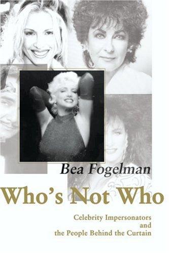 谁不是谁: 名人模仿秀和在窗帘后面的人
