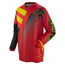 Fox Youth HC Rockstar Children red (Size: M) Downhill Jersey