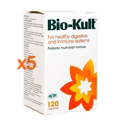 Bio-Kult - Advanced Probiotic Formula (5 Pack - 600 Caps)