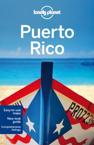 Puerto Rico 6 / E (Lonely Planet Porto Rico)