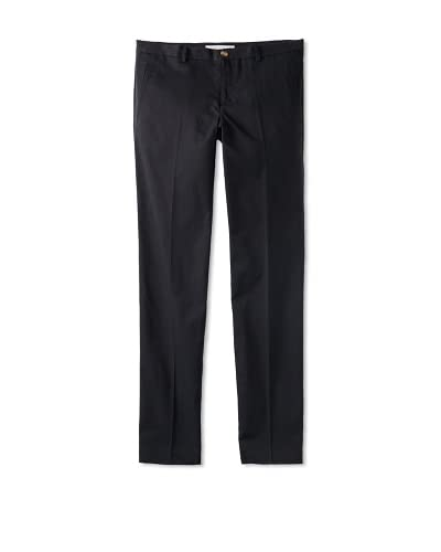 Parke & Ronen Men's Derby Pants  [Black]
