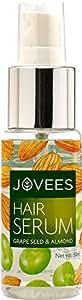 Jovees Hair Serum Grape Seed and Almond (50ml)