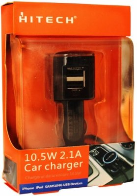 Hitech HT-DC216 Dual USB Car Charger