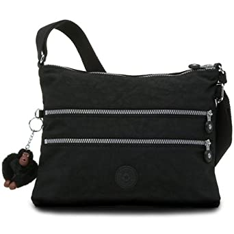 Kipling Luggage Alvar Crossbody Bag, Black, One Size