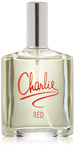 Revlon Charlie Red Eau de Toilette, Donna, 100 ml