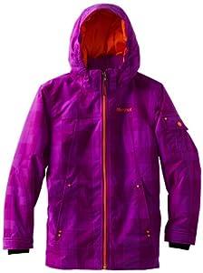 Marmot Girl's Lexy Jacket, Bright Berry, X-Small