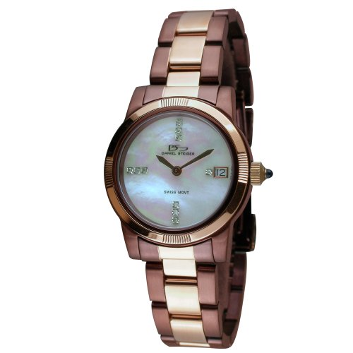 Daniel Steiger Women's 5046-L Mocha Watch
