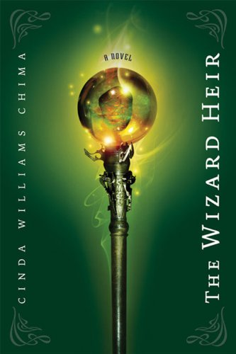 Cover of The Wizard Heir (Heir Chronicles)