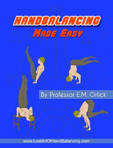Hand Balancing Made Easy