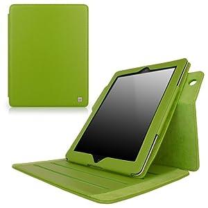 CaseCrown Ridge Standby Case (Green) for iPad 4th Generation with Retina Display, iPad 3 & iPad 2 (Built-in magnet for sleep / wake feature)  Electrónica más información y revisión
