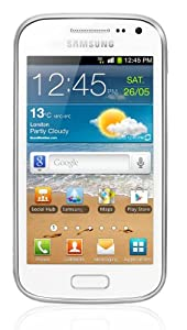 Samsung Galaxy Ace 2 I8160 Sim Free Smartphone - White (discontinued by manufacturer)