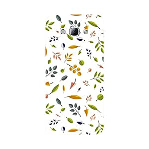 Fusion Gear Flowers Pattern Case for Samsung Galaxy A8