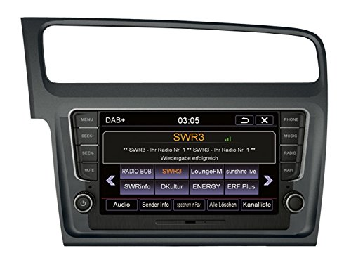 ESX-VN810-VW-G7-Navigationsgert-Festeinbau