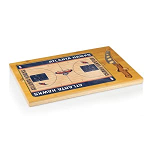 NBA Icon 3-Piece Cheese Set by Picnic Time