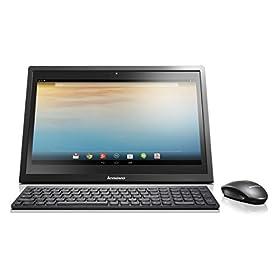 Lenovo デスクトップ N308(Android 4.2.2/NVIDIA Tegra 4/19.5型ワイド/ブラック) 57324717