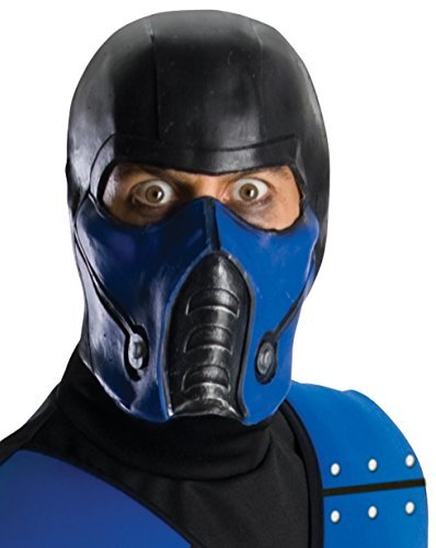 rubies-costumes-mortal-kombat-sub-zero-masque-adulte-one-size-by-rubies-costume-co