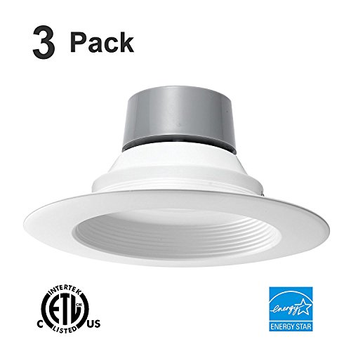 3 Pack 18W (120W Equivalent) 5/6