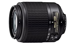 Nikon 55-200mm F4-5.6g Ed Af-s Dx Nikkor Zoom Lens