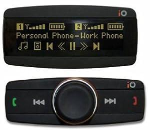 iO Play2 Bluetooth Handsfree Kit, Music Car Bluetooth Kit iPod iPhone