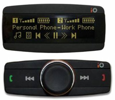 iO Play2 Bluetooth Handsfree Kit Black Friday & Cyber Monday 2014