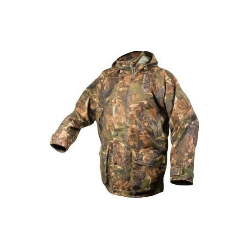 Jack Pyke Field Smock Jacket - Waterproof Breathable Silent Stealth Fabric - S