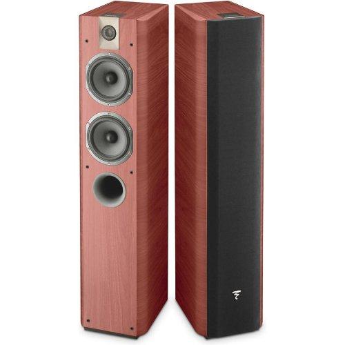 Focal - Chorus 714 - Bass Reflex Floorstanding Speaker Rosewood Pair