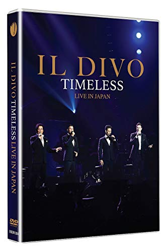 DVD : Timeless Live In Japan