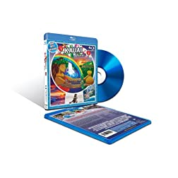 Video Postcard of Kauai Clam Shell [Blu-ray]