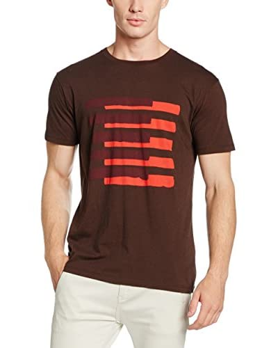 Marc by Marc Jacobs T-Shirt Spray Stripe