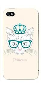 Happoz Designer Cute Cartoon Disney Hard Back Case for Apple Iphone 6 & 6S D043