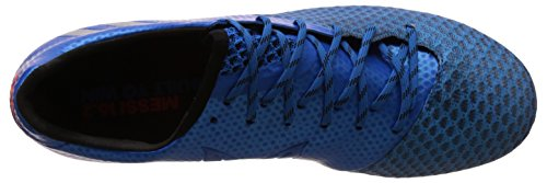 adidas Herren Messi 16.2 FG Fußballschuhe, Varios Colores (Azul (Azuimp / Plamat / Negbas)), 41 1/3 EU -