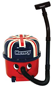 Limited Edition Union Jack Henry Desk Vacuum