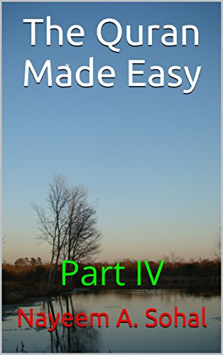 The Quran Made Easy: Part IV (Islam Made Easy compare prices)