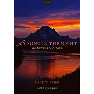 MORMON TABERNACLE CHOIR MY SONG IN THE NIGHT