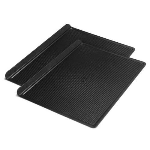 Sur La Table Tri-Glide Nonstick Bakesheets T21030LC2 , Set of 2