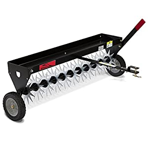 Brinly Tow-Behind Spike Aerator with Wheels by Brinly Hardy Company