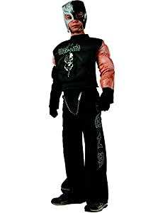 WWE Deluxe Rey Mysterio Wrestler Child Costume